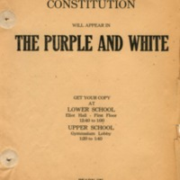 Purple and White - advertisement 4
