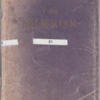 The Mirror - 1921